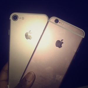 Two iphones for parts OR they can surely be fixed